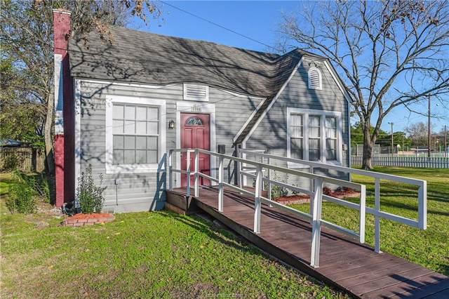1205 Post Oak Street, Hearne, TX 77859 (MLS #19018778) :: Treehouse Real Estate