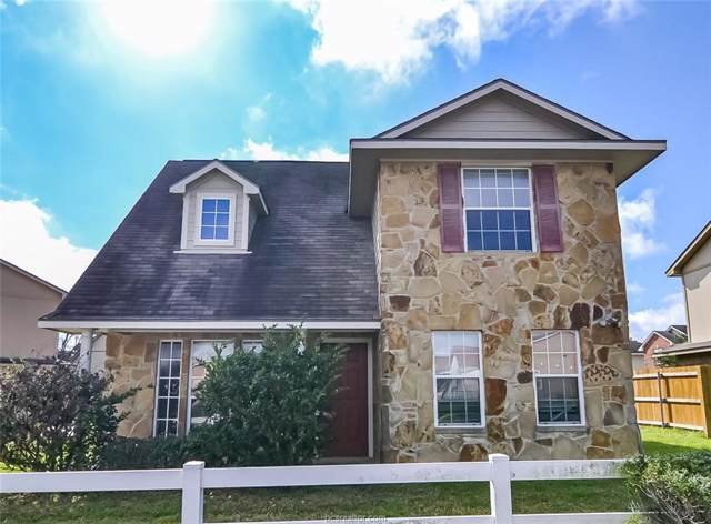 518 Camp Court, College Station, TX 77840 (MLS #20000794) :: NextHome Realty Solutions BCS
