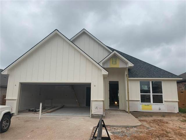 3908 Eskew Drive, College Station, TX 77845 (MLS #20002816) :: NextHome Realty Solutions BCS