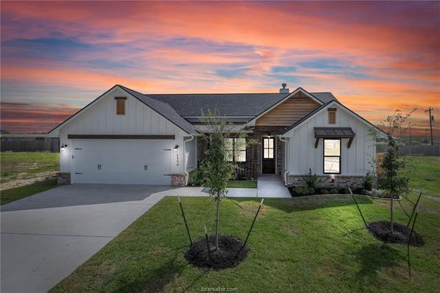 1334 Crystal Lane, College Station, TX 77845 (MLS #20005615) :: NextHome Realty Solutions BCS