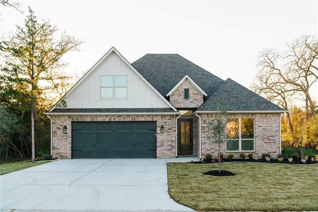 1743 Blanco Bend Drive, College Station, TX 77845 (MLS #20008621) :: My BCS Home Real Estate Group