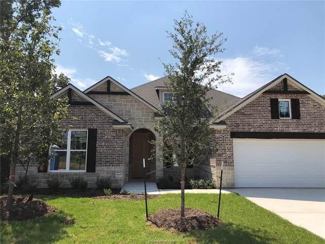 1908 Cottonwood Terrace, College Station, TX 77845 (MLS #20010773) :: Chapman Properties Group
