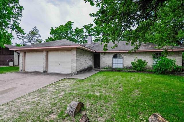 1420 Magnolia Drive, College Station, TX 77840 (#20013779) :: First Texas Brokerage Company