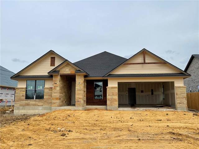 3242 Arundala Way, Bryan, TX 77808 (MLS #21001059) :: Treehouse Real Estate