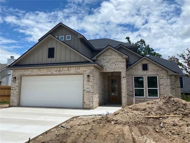 4021 Heru Court, College Station, TX 77845 (MLS #21006559) :: NextHome Realty Solutions BCS