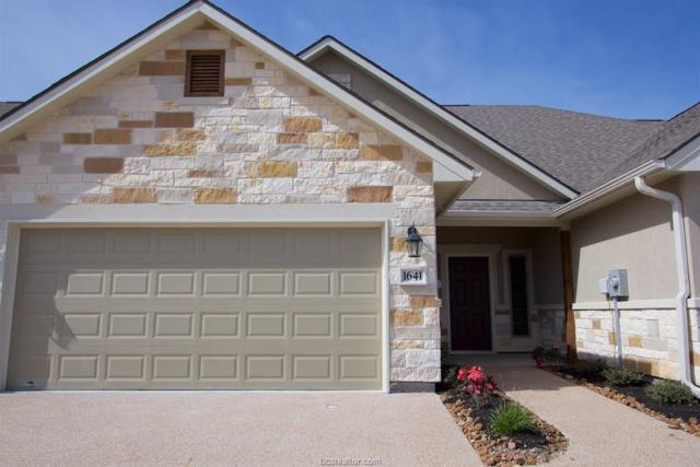 1641 Buena Vista, College Station, TX 77845 (MLS #18004713) :: Treehouse Real Estate