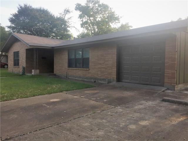 3910 Hilltop Drive, Bryan, TX 77802 (MLS #18009549) :: RE/MAX 20/20