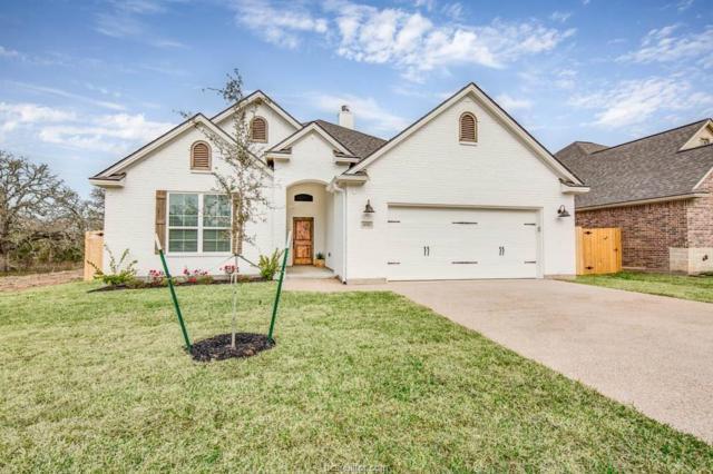 4011 Eskew Drive, College Station, TX 77845 (MLS #18015613) :: RE/MAX 20/20