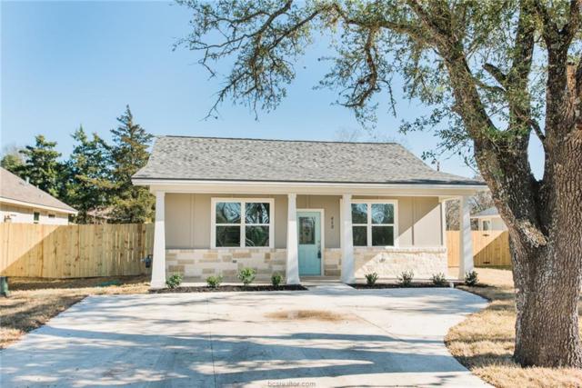 413 Wallace Street, Bryan, TX 77803 (MLS #18018033) :: RE/MAX 20/20
