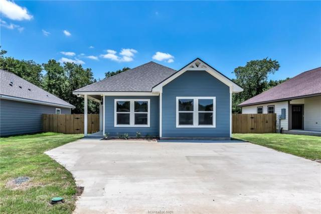 1203 Lincoln Street, Bryan, TX 77808 (MLS #19000228) :: The Lester Group