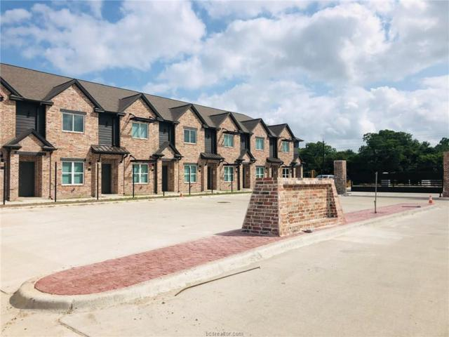 1451 Associates Avenue #307, College Station, TX 77845 (MLS #19000417) :: NextHome Realty Solutions BCS