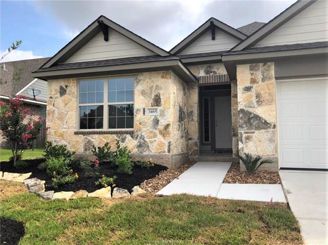 3465 Lockett Hall Circle, Bryan, TX 77808 (MLS #19007425) :: RE/MAX 20/20