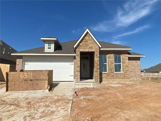 6311 Eldora Drive, College Station, TX 77845 (MLS #20006002) :: Treehouse Real Estate