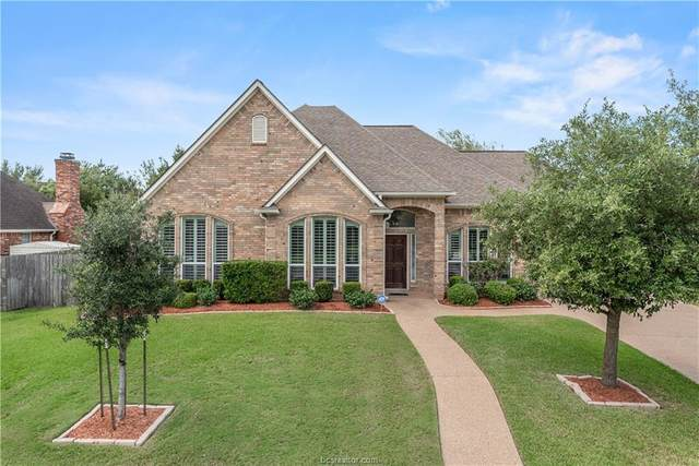 8417 Turtle Rock Loop, College Station, TX 77845 (MLS #20012911) :: Chapman Properties Group