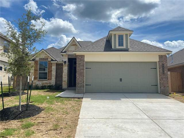 6309 Eldora Drive, College Station, TX 77845 (MLS #20005431) :: The Lester Group