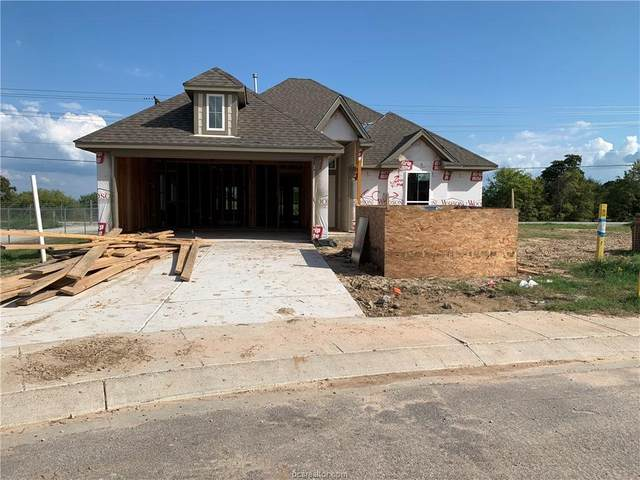 3830 Still Creek Loop, College Station, TX 77845 (MLS #20011206) :: Treehouse Real Estate