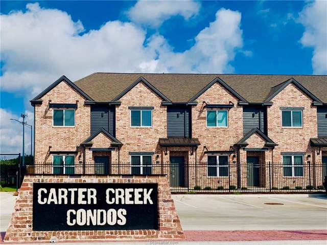 1451 Associates Avenue #106, College Station, TX 77845 (MLS #19000813) :: NextHome Realty Solutions BCS