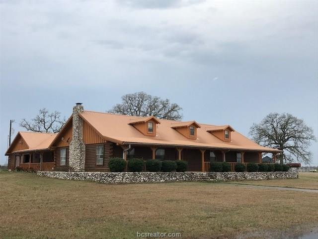2700 County Road 123, Bedias, TX 77831 (MLS #18003280) :: The Tradition Group