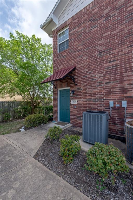 801 Luther Street #1608, College Station, TX 77840 (MLS #18006271) :: The Tradition Group