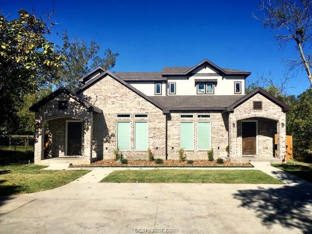 1007 Foster Avenue A-B, College Station, TX 77840 (MLS #18007273) :: The Tradition Group