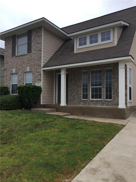 513 Nelson Lane, College Station, TX 77840 (MLS #18007372) :: The Tradition Group