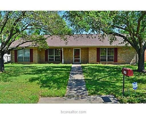 1614 Luza Street, Bryan, TX 77802 (MLS #18009585) :: The Lester Group
