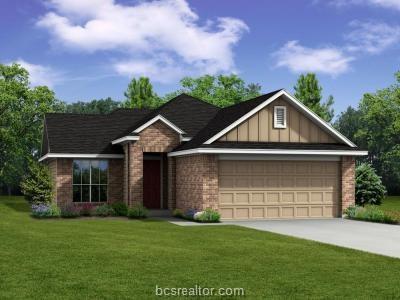 2703 Porter's Way, Bryan, TX 77803 (MLS #18009957) :: Platinum Real Estate Group
