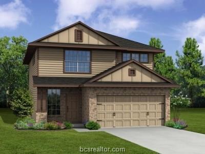 2105 Naples Way, Bryan, TX 77808 (MLS #18009962) :: Platinum Real Estate Group