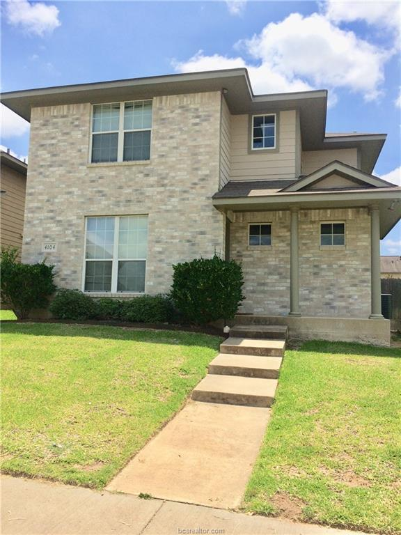 4104 Mclister Drive, College Station, TX 77845 (MLS #18011271) :: Treehouse Real Estate