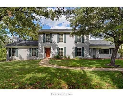 3613 Sunnybrook Lane, Bryan, TX 77802 (MLS #18011295) :: RE/MAX 20/20