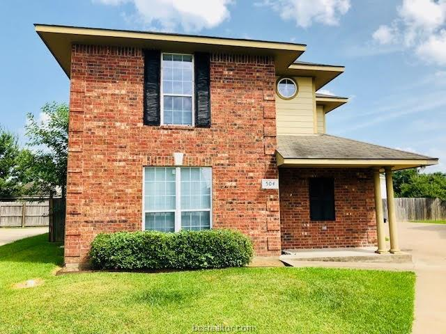 504 Thornton Court, College Station, TX 77840 (MLS #18011543) :: The Lester Group