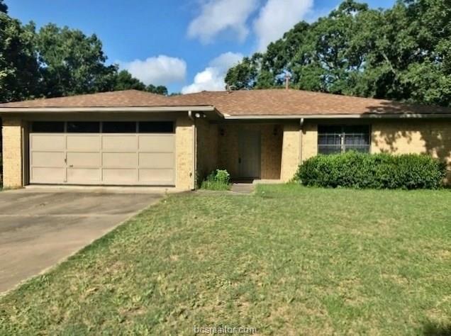 2109 Pantera Drive, Bryan, TX 77807 (MLS #18011597) :: Treehouse Real Estate