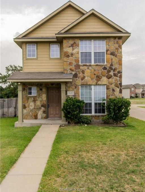 4031 Southern Trace Drive, College Station, TX 77845 (MLS #18011755) :: Treehouse Real Estate