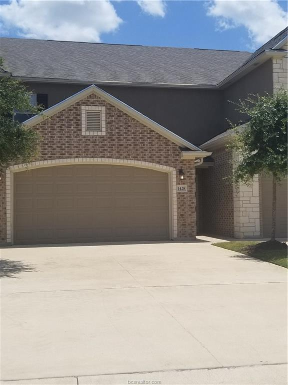 1428 Crescent Ridge Drive, College Station, TX 77845 (MLS #18011948) :: The Lester Group