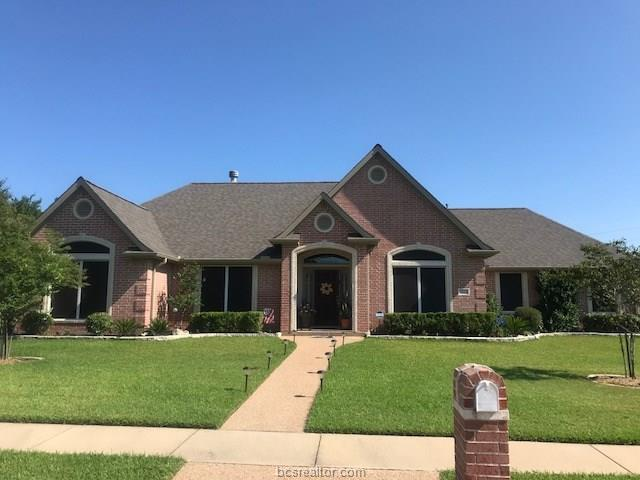 2113 Rolling Rock Place, College Station, TX 77845 (MLS #18012230) :: Cherry Ruffino Realtors