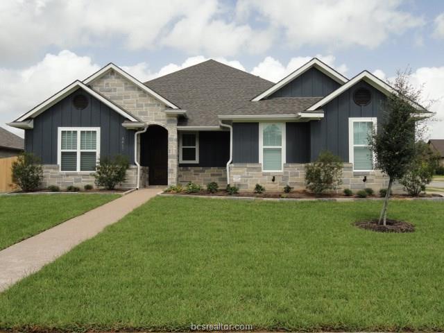 3017 Embers Loop, Bryan, TX 77808 (MLS #18014066) :: The Shellenberger Team