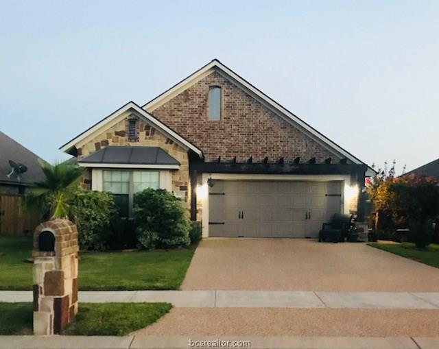 4111 Cedar Creek Court, College Station, TX 77845 (MLS #18014078) :: RE/MAX 20/20