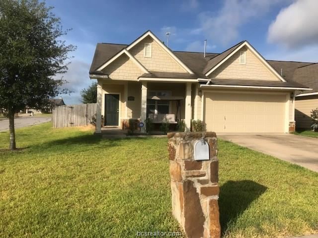3908 Crown Ridge Court, College Station, TX 77845 (MLS #18014163) :: NextHome Realty Solutions BCS