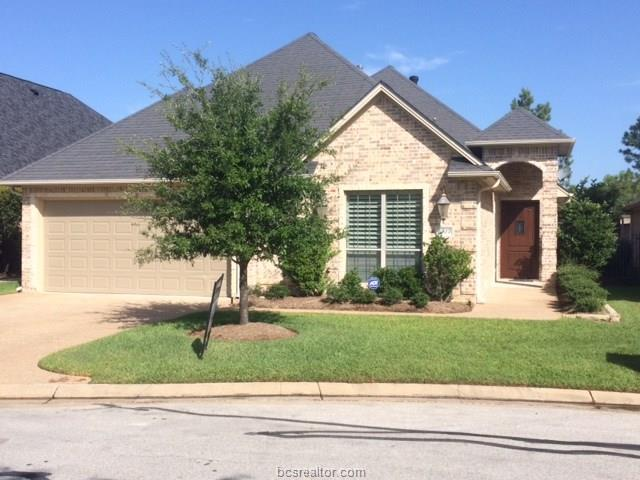 3929 Park Meadow Lane, Bryan, TX 77802 (MLS #18014204) :: The Shellenberger Team