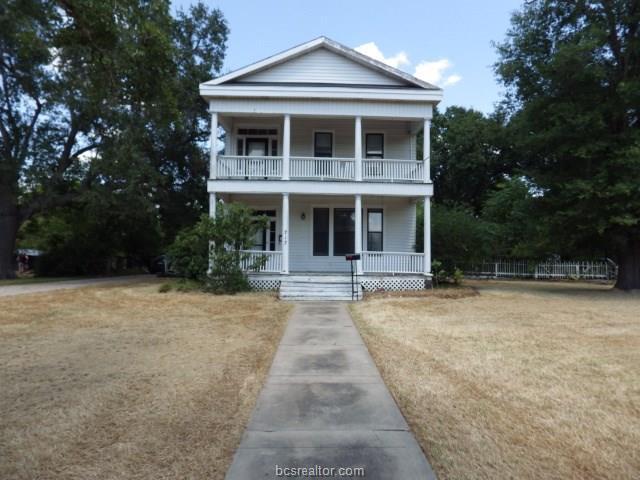 717 Church Street, Navasota, TX 77868 (MLS #18015896) :: Platinum Real Estate Group
