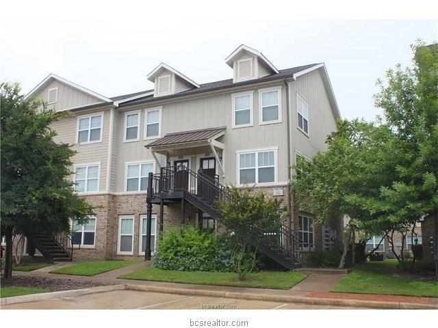 1725 Harvey Mitchell Park #1632, College Station, TX 77840 (MLS #18016376) :: The Lester Group