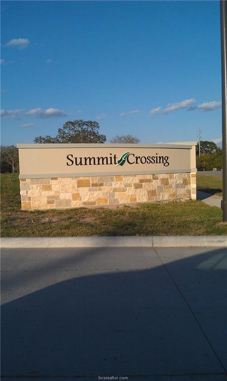 1757 Summit Crossing Lane Lane, College Station, TX 77845 (MLS #18016628) :: The Shellenberger Team
