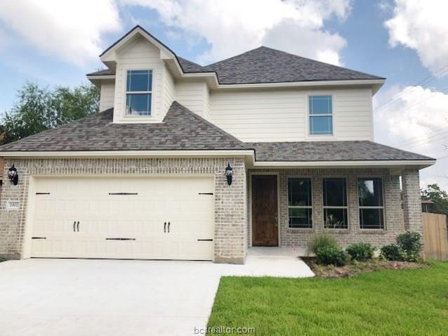 1902 Debbie Drive, Bryan, TX 77802 (MLS #18016662) :: Treehouse Real Estate