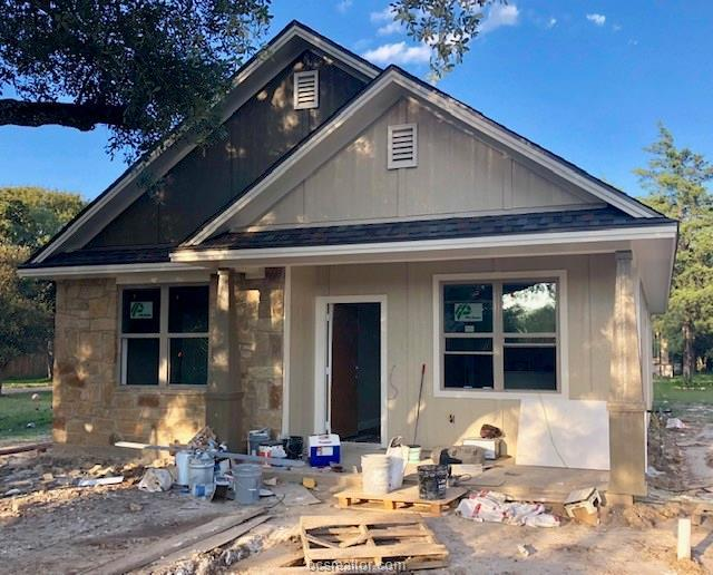 411 Wallace Street, Bryan, TX 77803 (MLS #18018011) :: Treehouse Real Estate