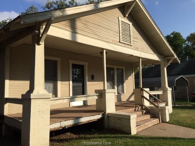 307 Robertson Street, Bryan, TX 77803 (MLS #18018089) :: Platinum Real Estate Group