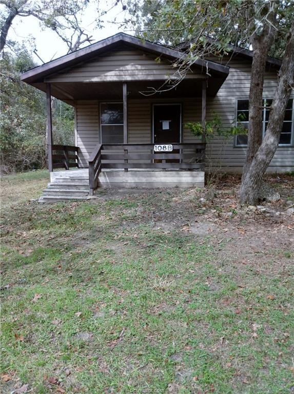 108 B & 110 Parkview, Somerville, TX 77879 (MLS #18018420) :: Treehouse Real Estate