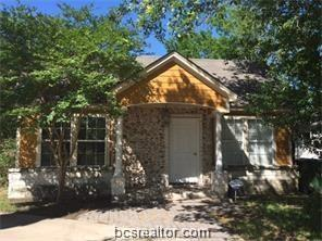 1100 E 28th Street, Bryan, TX 77803 (MLS #18018977) :: The Lester Group