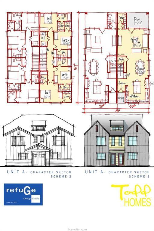 302 Ash Street Cs, College Station, TX 77840 (MLS #19000335) :: Chapman Properties Group