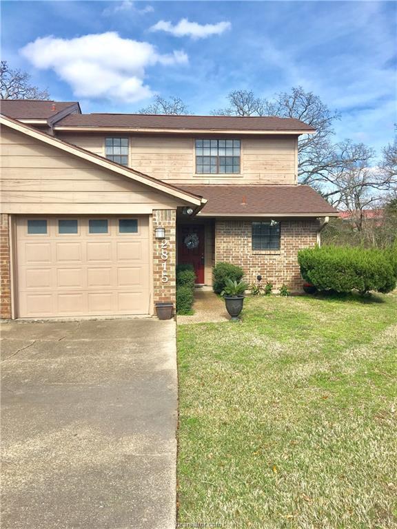 2815 Oakside Drive, Bryan, TX 77802 (MLS #19000799) :: RE/MAX 20/20