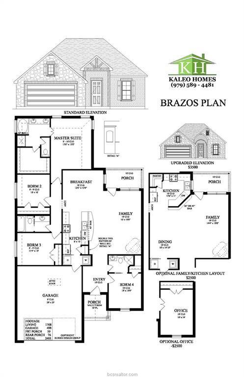 6331 Daytona, College Station, TX 77845 (MLS #19001267) :: NextHome Realty Solutions BCS